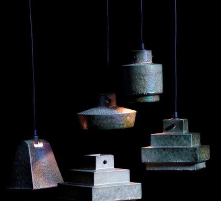 Lustre light square tom dixon suspension pendant light  tom dixon lus03  design signed 48239 product