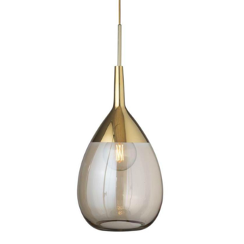 Suspension lute xl or fume o31cm h70cm ebb and flow normal