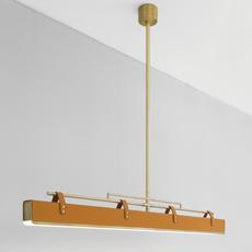 Luxoline villa tosca suspension pendant light  lumen center luxs152cn  design signed 52460 thumb