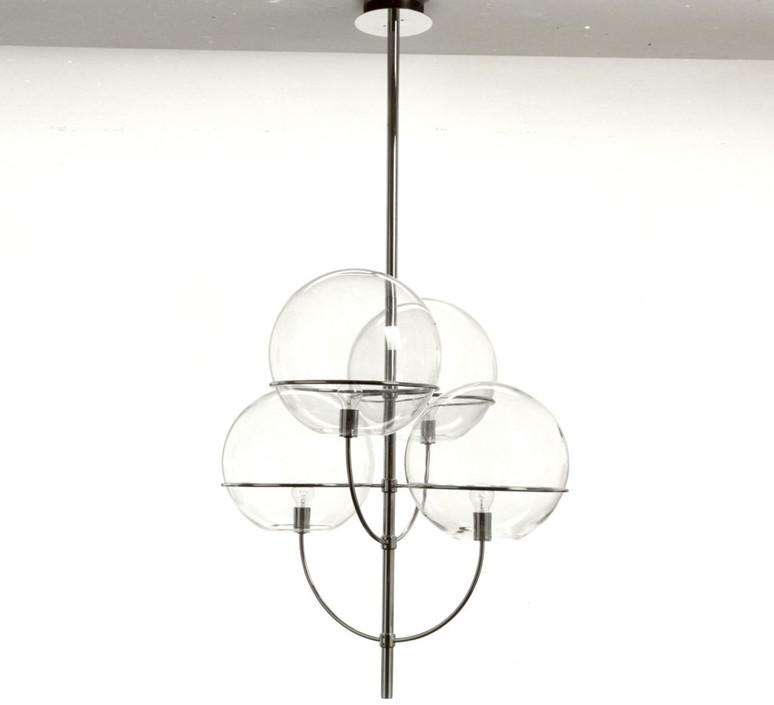 Lyndon 450 vico magistretti suspension pendant light  oluce lyndon450  design signed 40569 product