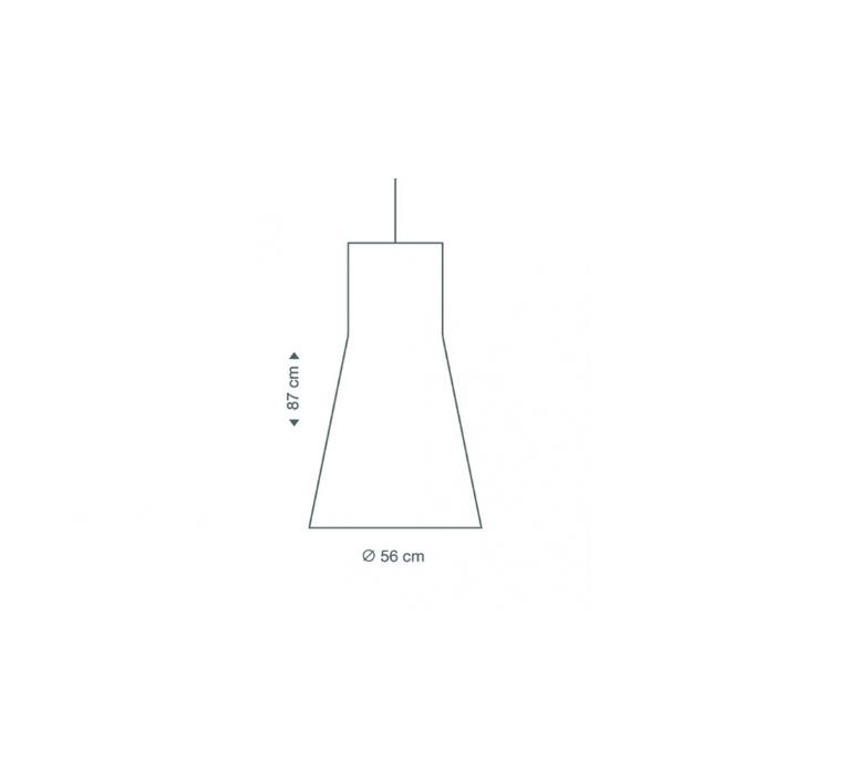 Magnum 4202 seppo koho suspension pendant light  secto design 16 4202 01  design signed 42392 product