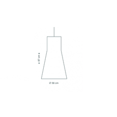 Magnum 4202 seppo koho suspension pendant light  secto design 16 4202 01  design signed 42392 thumb