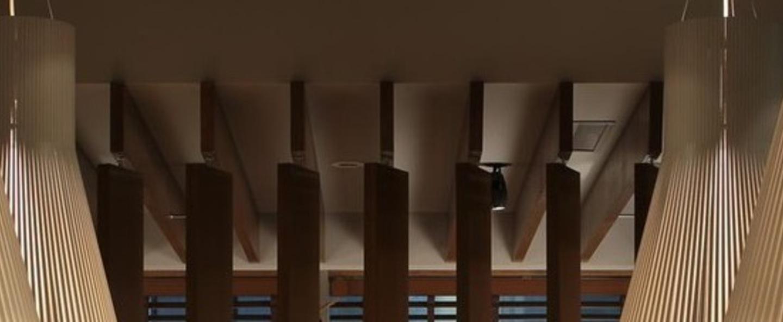 Suspension magnum 4202 bouleau naturel led o56cm h87cm secto design normal