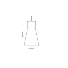 Magnum 4202 seppo koho suspension pendant light  secto design 16 4202  design signed 42384 thumb