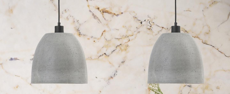 Suspension malaga gris o21cm h19cm it s about romi normal