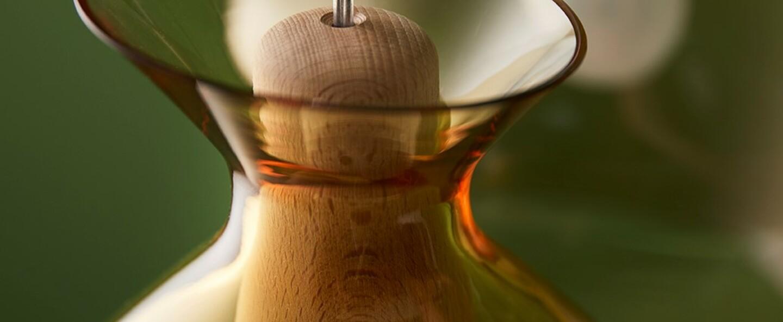 Suspension malvasia ambre led o15cm h41 5cm fabbian normal