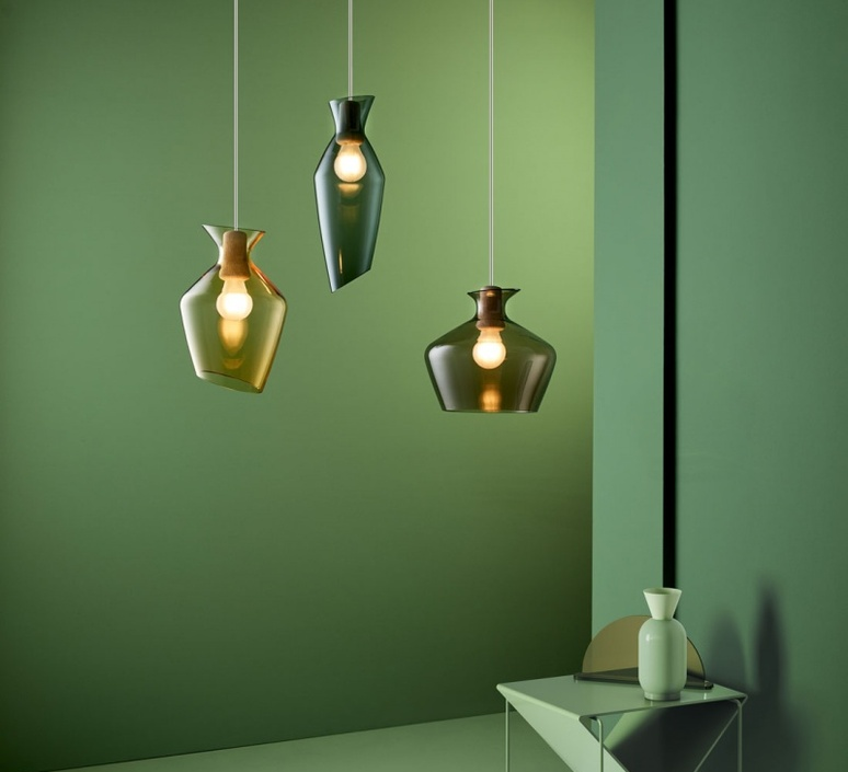 Malvasia gregorio facco suspension pendant light  fabbian f52a03 47  design signed nedgis 87060 product