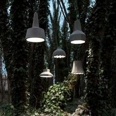 Mammolo matteo ugolini suspension pendant light  karman se685n5 ext  design signed 34858 thumb