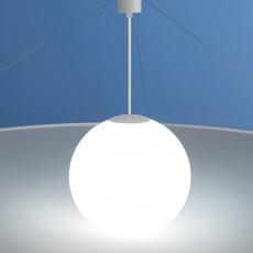 Manto david besozzi suspension pendant light  axolight spman120grxxled  design signed nedgis 109913 thumb