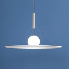 Manto david besozzi suspension pendant light  axolight spman120grxxled  design signed nedgis 109917 thumb