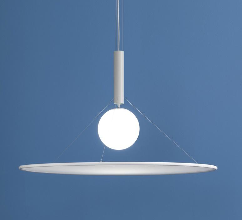 Manto david besozzi suspension pendant light  axolight spman120grxxled  design signed nedgis 109919 product