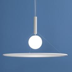 Manto david besozzi suspension pendant light  axolight spman120grxxled  design signed nedgis 109919 thumb