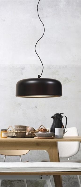 Suspension marseille noir o48 5cm h27cm it s about romi normal