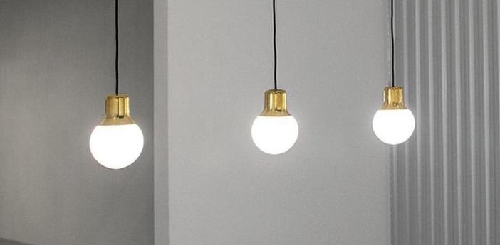 Suspension mass light laiton o12 6cm h18 3cm andtradition normal