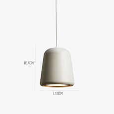 Material light grey concrete  noergaard kechayas suspension pendant light  newworks 20115  design signed 30650 thumb