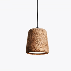 Material mixed cork  noergaard kechayas suspension pendant light  newworks 20111  design signed 30645 thumb