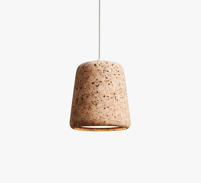 Material natural cork noergaard kechayas suspension pendant light  newworks 20110  design signed 30643 product