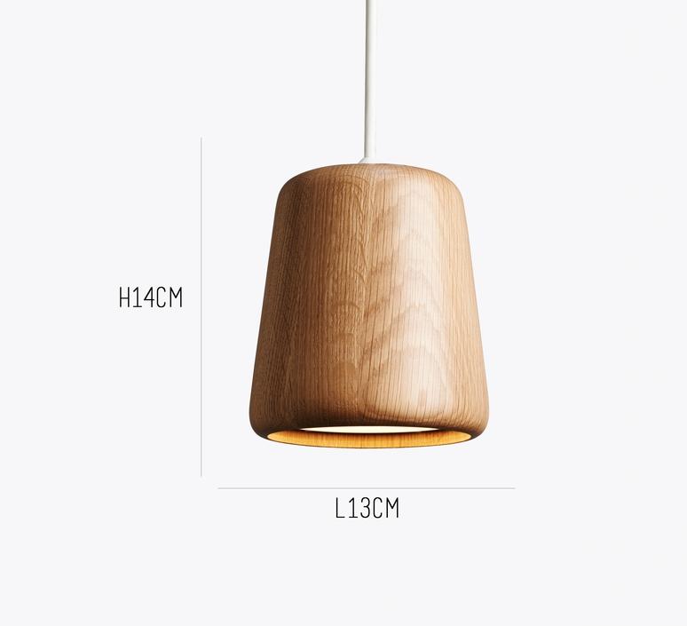 Material natural oak noergaard kechayas suspension pendant light  newworks 20112  design signed 30648 product