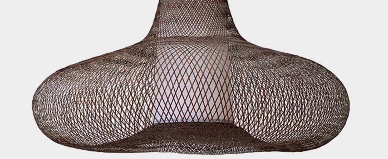 Suspension may s marron o70cm h42cm ay illuminate normal