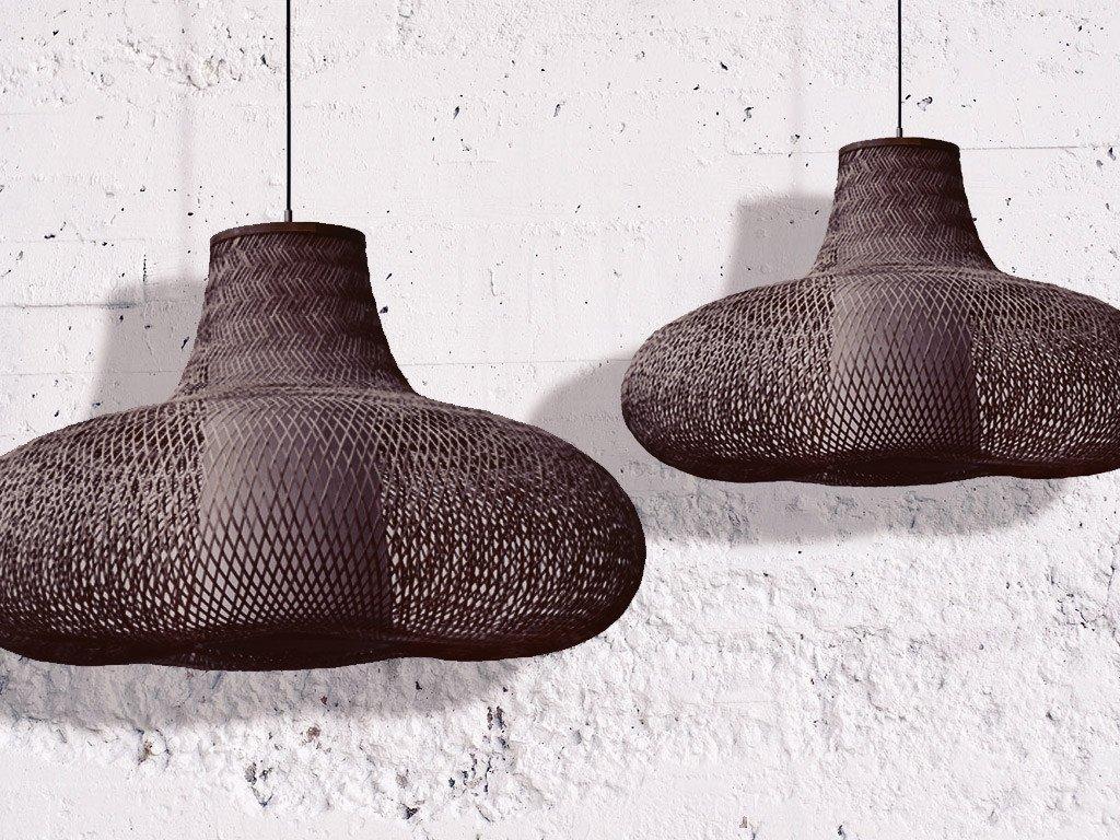 Design Ay Illuminate : Pendant light may s brown Ø cm h cm ay illuminate nedgis