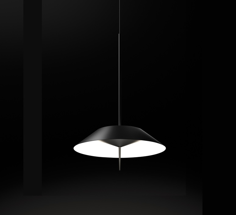 Mayfair diego fortunato suspension pendant light  vibia 552518 1b  design signed nedgis 80024 product