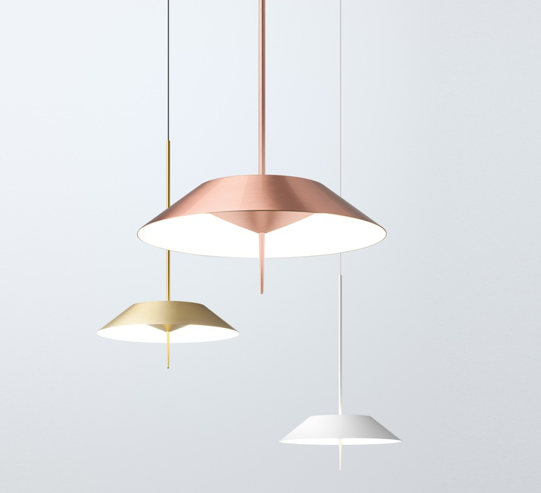 Mayfair diego fortunato suspension pendant light  vibia 552520 1b  design signed nedgis 80030 product
