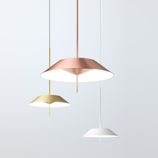 Mayfair diego fortunato suspension pendant light  vibia 552520 1b  design signed nedgis 80030 thumb