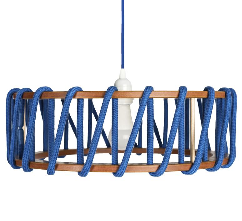 Mch45blue silvia cenal suspension pendant light  emko mch45blue  design signed nedgis 71859 product