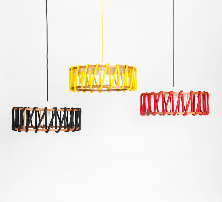 Mch45red silvia cenal suspension pendant light  emko mch45red  design signed nedgis 71878 product
