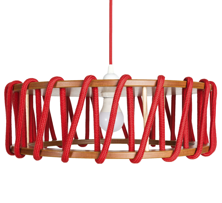 Mch45red silvia cenal suspension pendant light  emko mch45red  design signed nedgis 71879 product