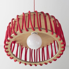 Mch45red silvia cenal suspension pendant light  emko mch45red  design signed nedgis 71880 thumb