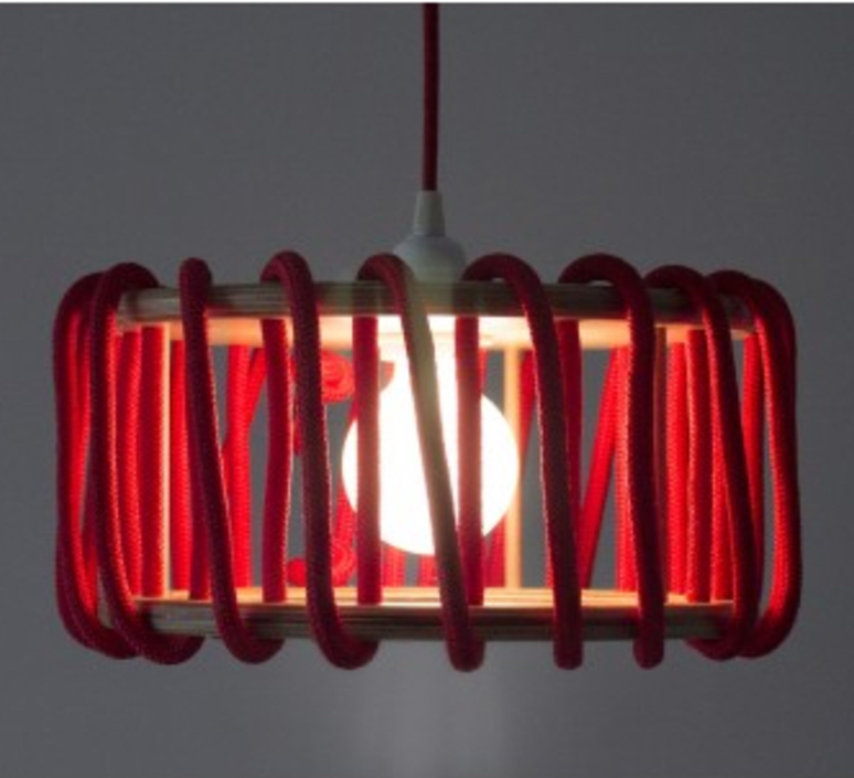 Mch45red silvia cenal suspension pendant light  emko mch45red  design signed nedgis 71882 product