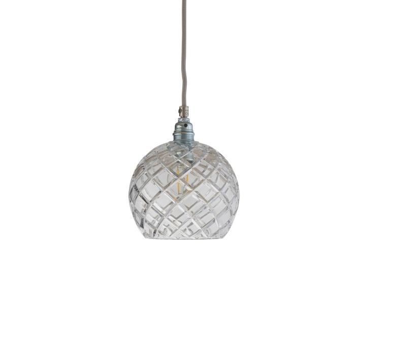 Medium check crystal rowan 15 5 susanne nielsen suspension pendant light  ebb and flow la101527  design signed nedgis 72614 product
