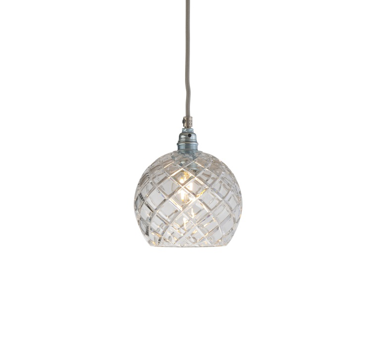Medium check crystal rowan 15 5 susanne nielsen suspension pendant light  ebb and flow la101527  design signed nedgis 72615 product