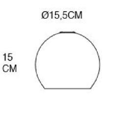 Medium check crystal rowan 15 5 susanne nielsen suspension pendant light  ebb and flow la101527  design signed nedgis 72618 thumb