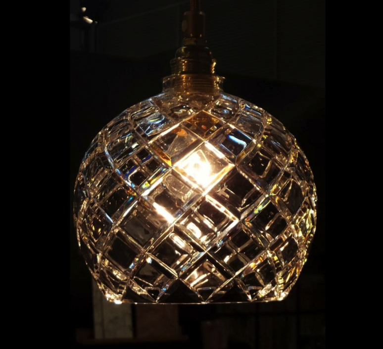 Crystal rowan   suspension pendant light  ebb and flow la101526  design signed 39225 product
