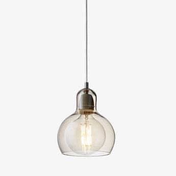 Suspension mega bulb sr2 or blanc o18cm h23cm andtradition normal