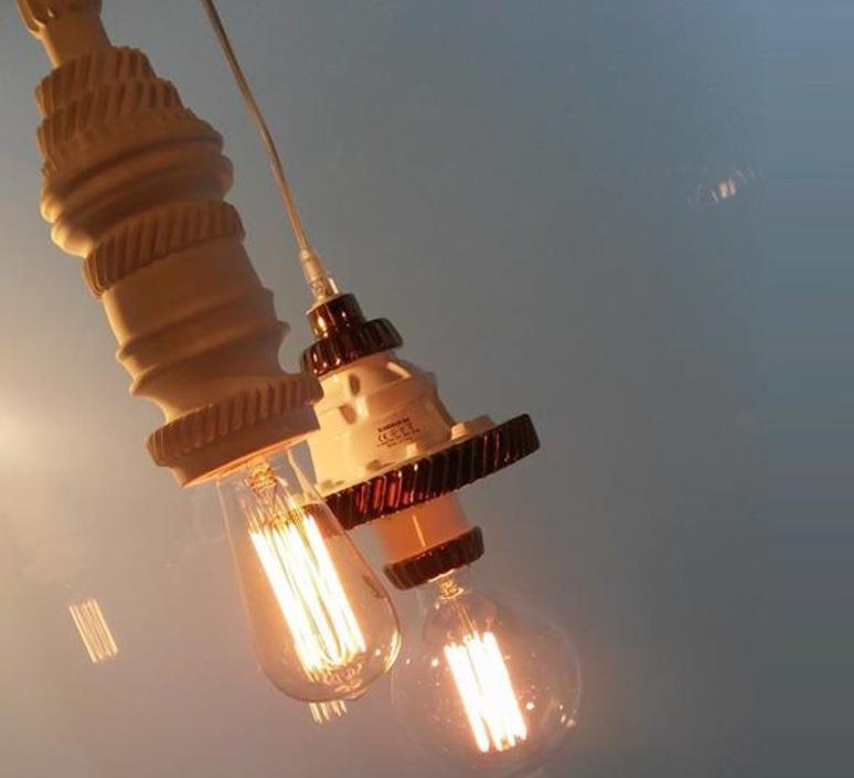 Mek bizzarri karman se107 1r int 700l luminaire lighting design signed 19720 product