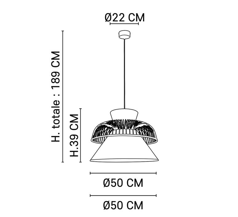 Mekko  suspension pendant light  market set 5575 653642  design signed nedgis 74184 product