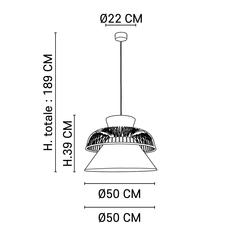Mekko  suspension pendant light  market set 5575 653642  design signed nedgis 74184 thumb