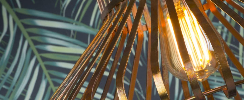 Suspension meknes h40 bco cuivre o43cm h25cm it s about romi normal