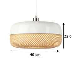 Mekong flat good mojo studio suspension pendant light  it s about romi mekong h22 w  design signed 35210 thumb