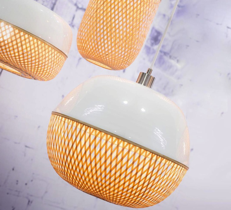 Mekong round good mojo studio suspension pendant light  it s about romi mekong h32 w  design signed 35212 product
