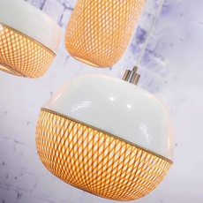 Mekong round good mojo studio suspension pendant light  it s about romi mekong h32 w  design signed 35212 thumb