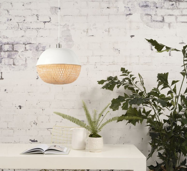 Mekong round good mojo studio suspension pendant light  it s about romi mekong h32 w  design signed 60218 product