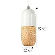 Mekong tube good mojo studio suspension pendant light  it s about romi mekong h50 w  design signed 35221 thumb