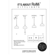 Melbourne studio it s about romi suspension pendant light  it s about romi 8716248076159  design signed nedgis 67962 thumb