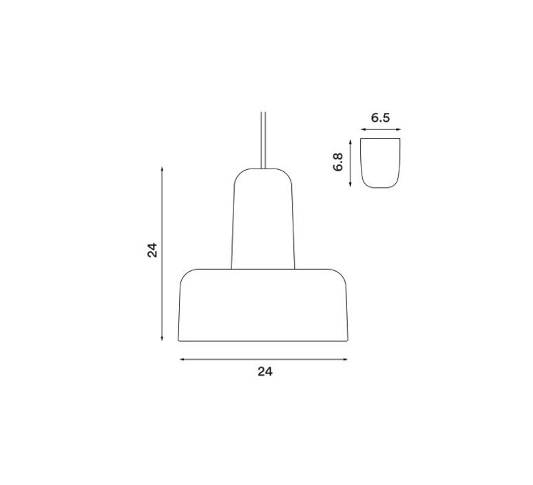 Meld studio noidoi design suspension pendant light  northern lighting 125  design signed 31931 product