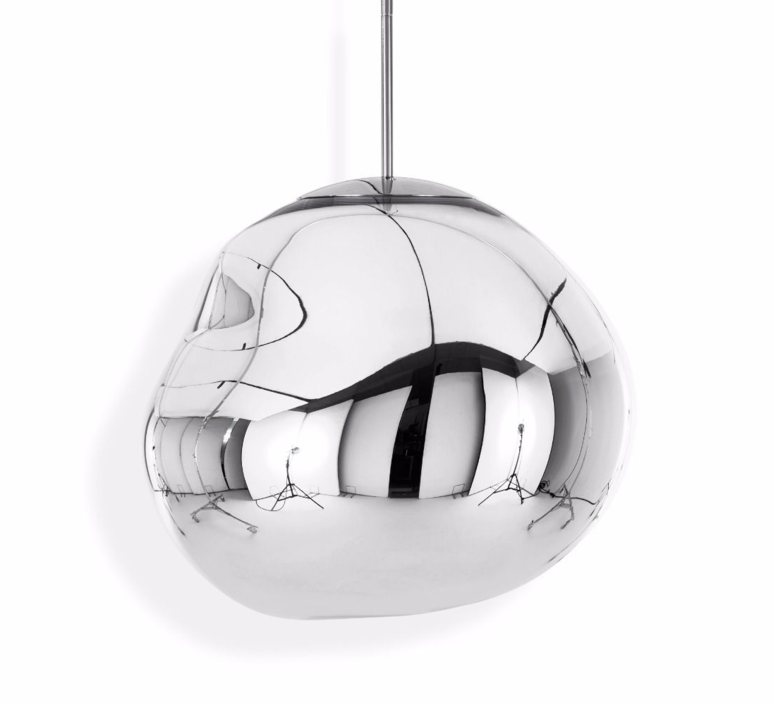 Melt tom dixon suspension pendant light  tom dixon mes01cheu   design signed 33986 product