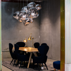 Melt tom dixon suspension pendant light  tom dixon mes01cheu   design signed 33989 thumb